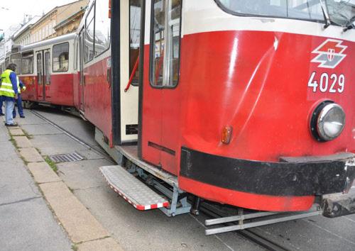 Grand Theft Bim: Unbekannter stiehlt Wiener Straßenbahn